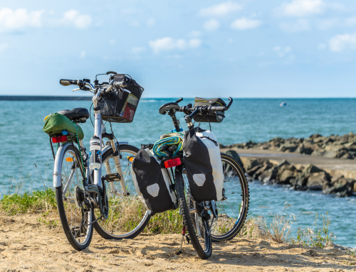 French Basque Country by Bike: organizing the trip