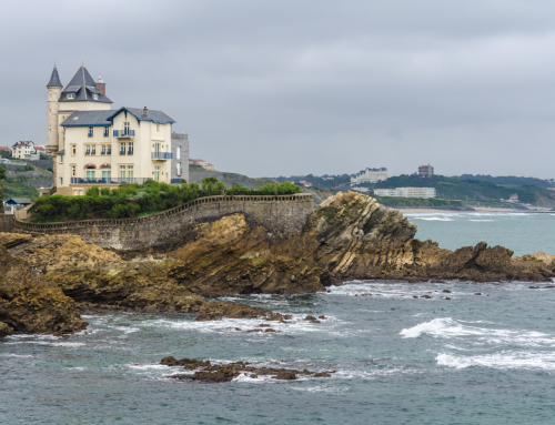 French Basque Country: Biarritz