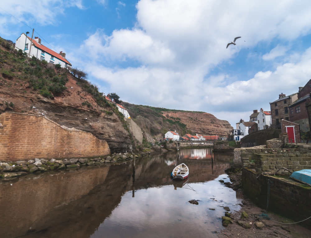 Staithes: The pearl of Yorkshire #1