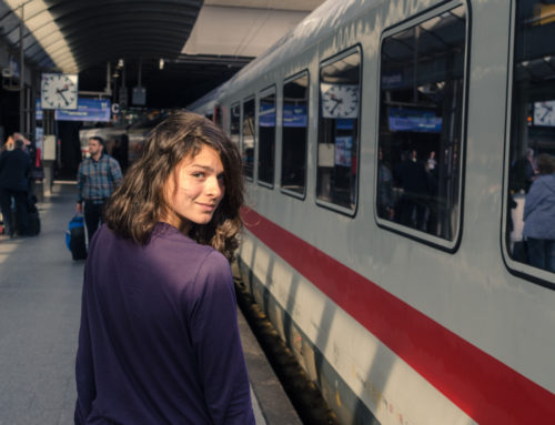 Train Trip: 10 days, 5 countries
