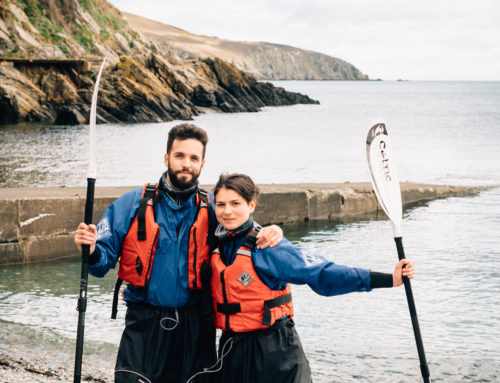 Sea Kayaking on the Isle of Man