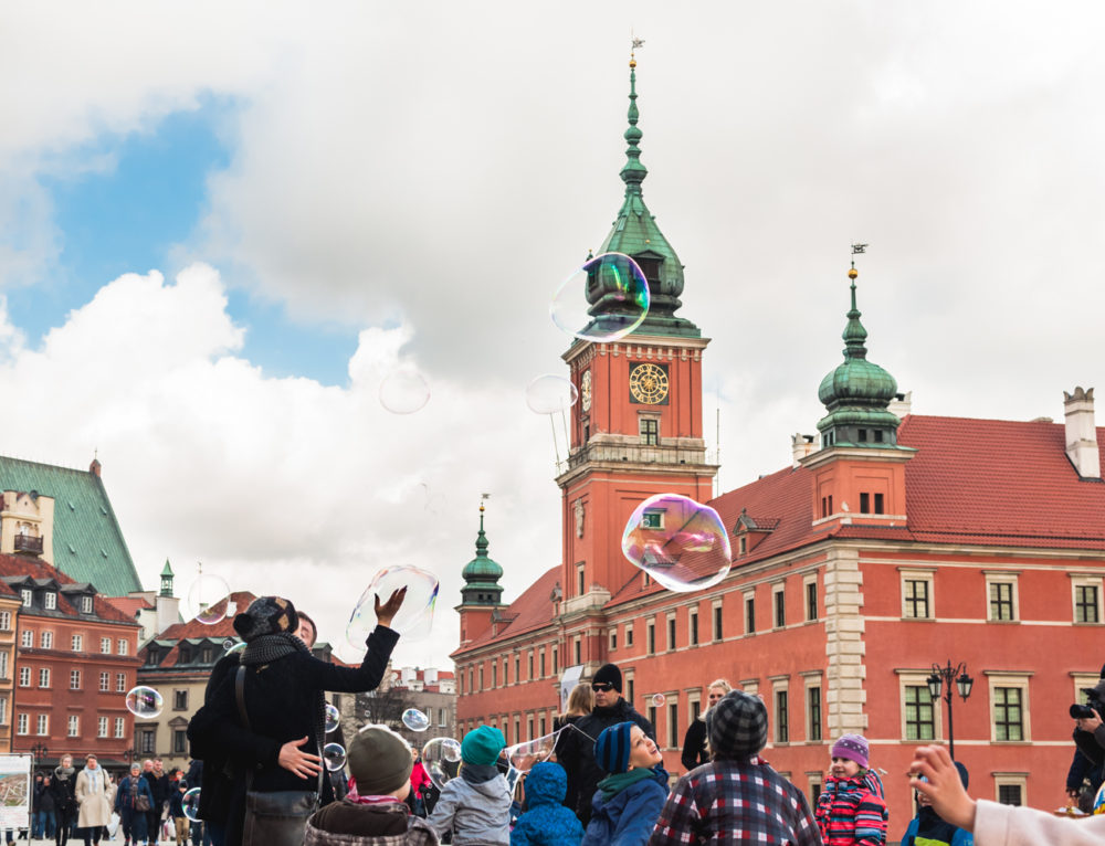 What Makes Warsaw so Special