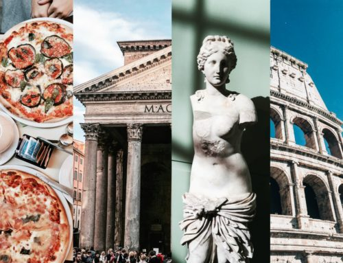InstaRome: a Trip to the Eternal City With an IPhone Camera