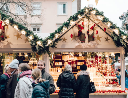 German Christmas Markets Itinerary